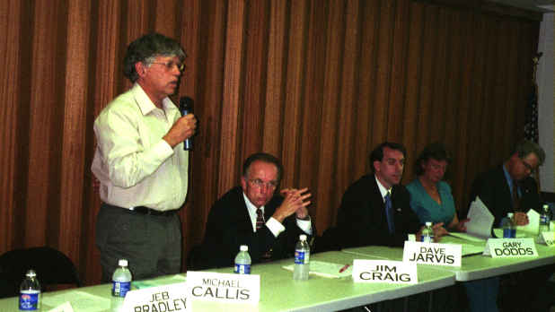 Michael Callis and other 1st CD candidates