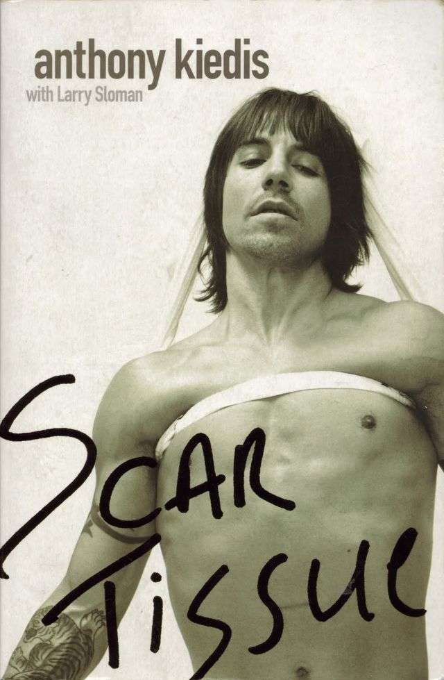 the rise and fall of anthony kiedis in the book scar tissue by anthony kiedis and larry sloman The band's lead singer and front man anthony kiedis, with help from author larry sloman, chose to release a riveting tell-all book revealing first hand details about his eccentric life and the red hot chili peppers' rise to fame which was poetically named scar tissue.
