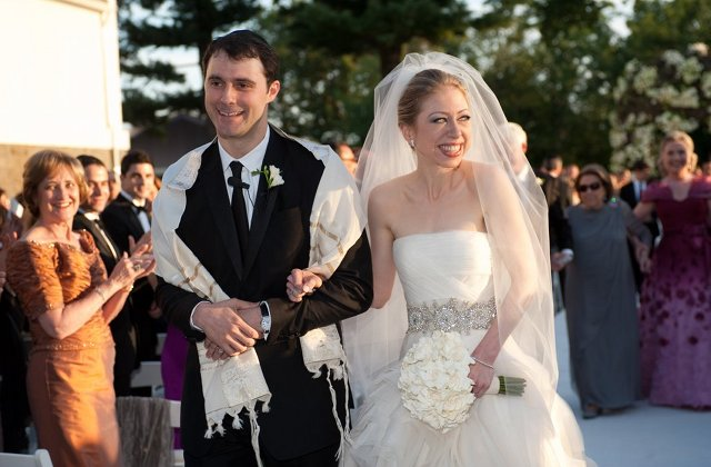 I Moved All The Stuff About Chelsea Clinton S Marriage To Marc Mezvinsky Another Page You Can Find That At