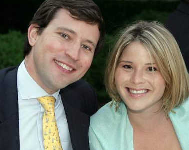 Henry Hager Jenna Bush Wedding